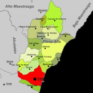 Provincie-Castellon