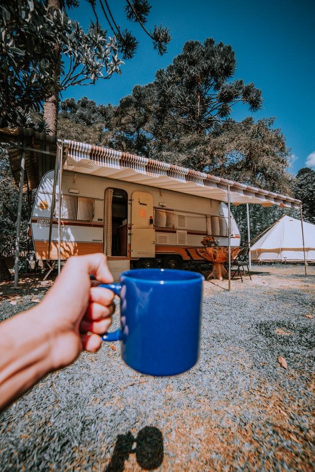 Low-budget-kamperen