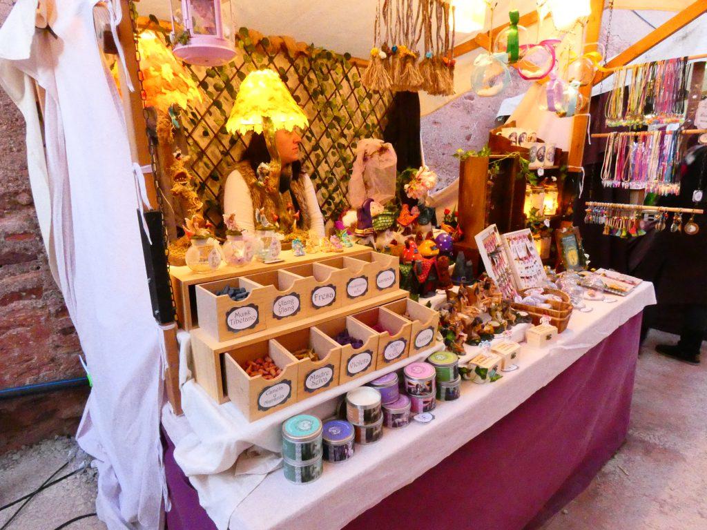 Kerstmarkt-Castellon