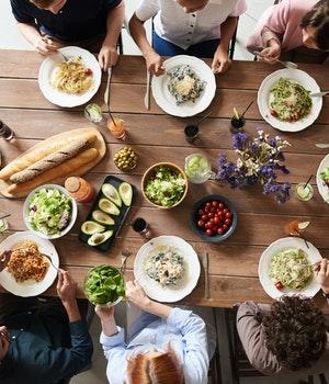 siesta-lunch